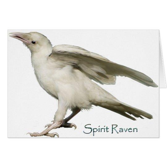 Spirit Raven II Series Card