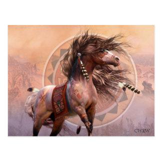 Spirit Warrior Postcard