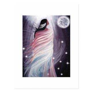 SPIRIT WOMAN NOTE CARDS POSTCARD