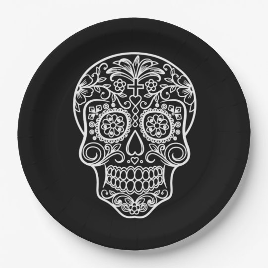 Spirited DOD Party Paper Plates 9 Inch Paper Plate