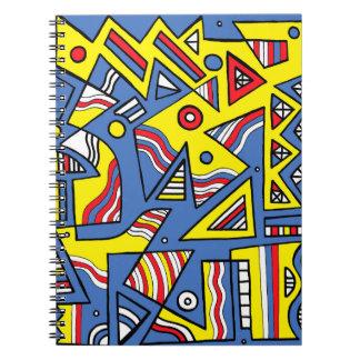 Spirited Imagine Plucky Nurturing Notebook