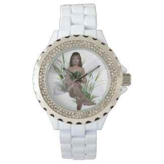 Spirited Sprite Wrist Watch