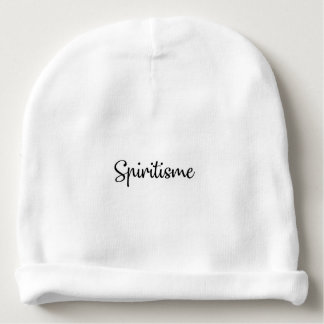 Spiritisme headress baby beanie