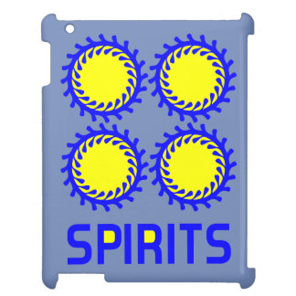 Spirits iPad, iPad Air, iPad Mini 1/2 Case iPad Cover