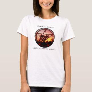 Spirits of Samhain Pentacle T-Shirt