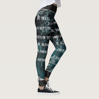 Spirits of the Dead Leggings