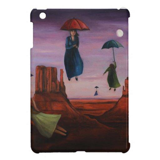 Spirits Of The Flying Umbrellas 2 iPad Mini Cases