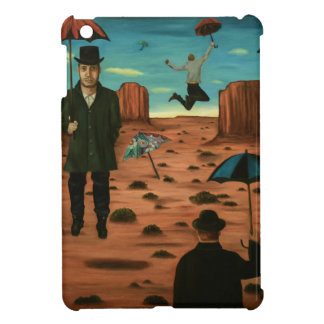 spirits of the flying umbrellas iPad mini cover