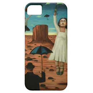 spirits of the flying umbrellas iPhone 5 case