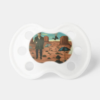 spirits of the flying umbrellas pacifier