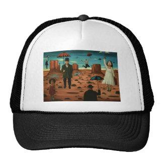 spirits of the flying umbrellas trucker hat