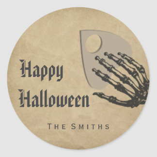 Spirits vintage stickers