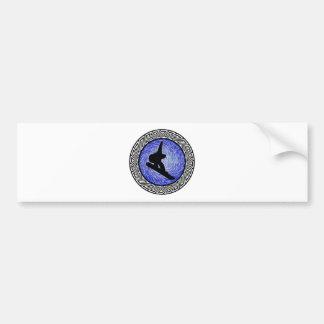 Spiritual Altitude Bumper Sticker
