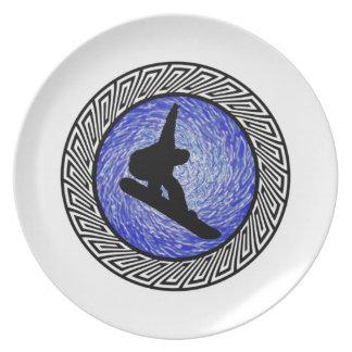 Spiritual Altitude Plate