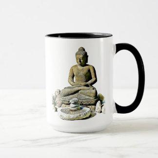 Spiritual Buddha Zen Enlightenment Quote Mug