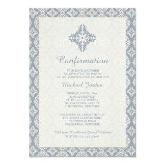 Spiritual Elegance Religious Invitation