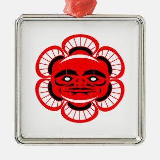 Spiritual Enlightenment Metal Ornament