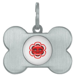 Spiritual Enlightenment Pet Name Tag