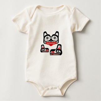 Spiritual Enlightment Baby Bodysuit