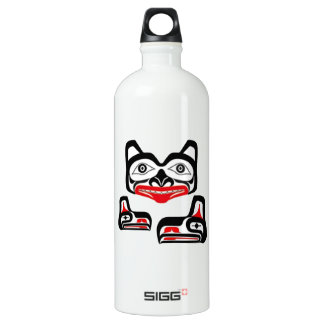 Spiritual Enlightment Water Bottle