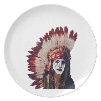 Spiritual Giving Dinner Plate