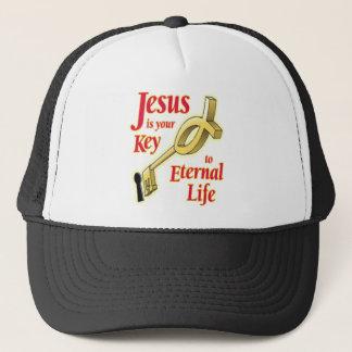 Spiritual Greetings Trucker Hat