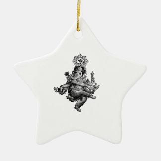 Spiritual Guidance Ceramic Ornament