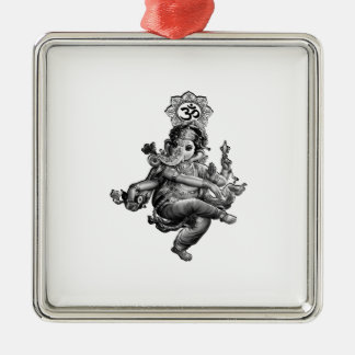 Spiritual Guidance Metal Ornament