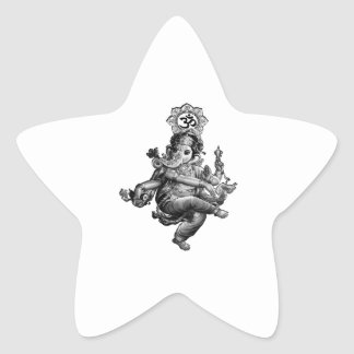 Spiritual Guidance Star Sticker