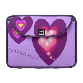 Spiritual Hearts macbook air sleeve MacBook Pro Sleeves