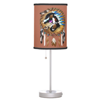 Spiritual Horse Table Lamp