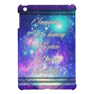 Spiritual Inspirational Dreams Come True Quote Cover For The iPad Mini