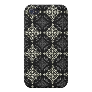 Spiritual Intellectual Polished Natural iPhone 4 Covers