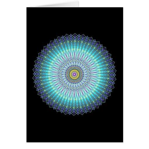 Spiritual Mandala Gifts Card