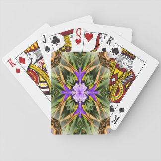 Spiritual moments... playing cards