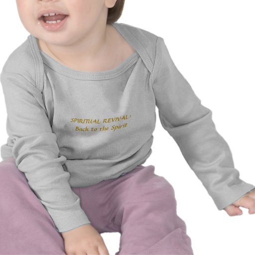 SPIRITUAL REVIVAL products T-shirts