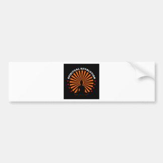 Spiritual Revolution Bumper Sticker
