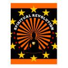 Spiritual revolution postcard