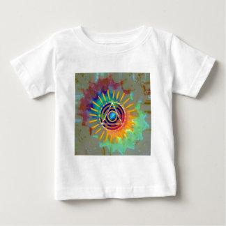Spiritual Tyedye Baby T-Shirt