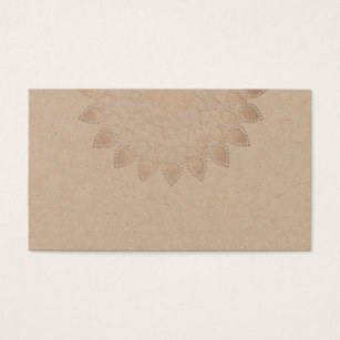 Lotus flower business cards business card printing zazzle ca spiritual white lotus flower mandala yoga teacher business card colourmoves