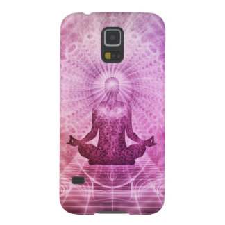 Spiritual Yoga Meditation Zen Colorful Cases For Galaxy S5