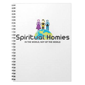 SpiritualHomies Notebook
