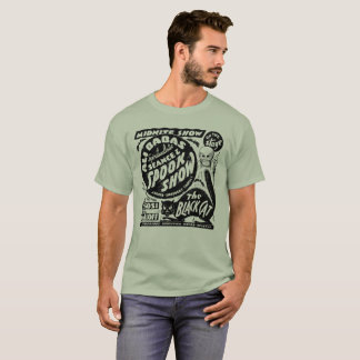 Spiritualistic Seance and Spook Show Vintage Art T-Shirt