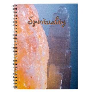 Spirituality Secrets Notebook