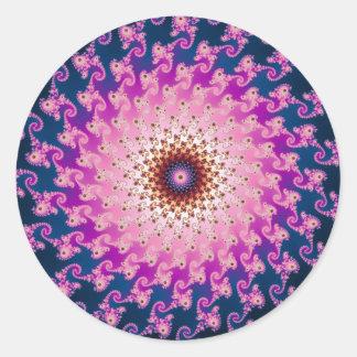 Spirograph Classic Round Sticker