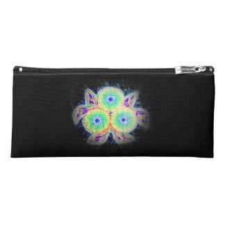 Spirograph floral design pencil case