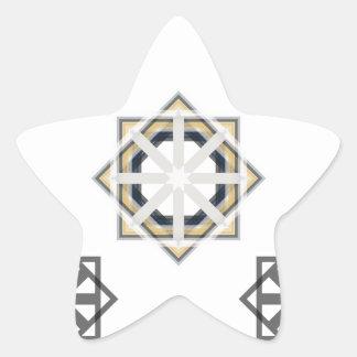 spirograph-multiple-shapes3-35 star sticker