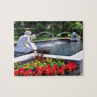 Spit and Spat - CONGRESS PARK Jigsaw Puzzle