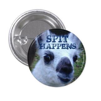 Spit Happens Pin