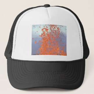 spit of lava trucker hat